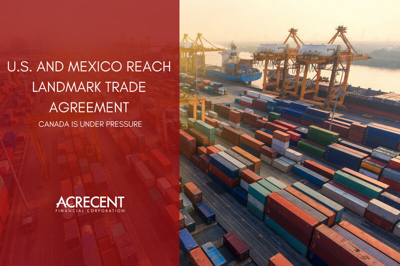 Us And Mexico Reach Landmark Trade Agreement