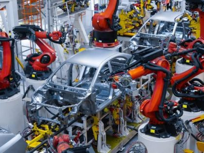 Mexico: Land of Opportunity for Manufacturers of Industrial Robots